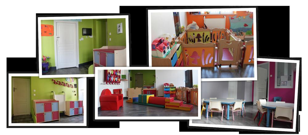 Structure de jeux pour enfant
